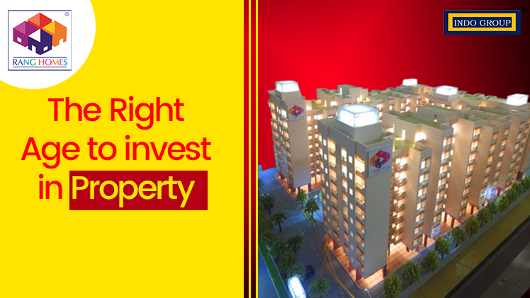 The Right Age to invest in Property