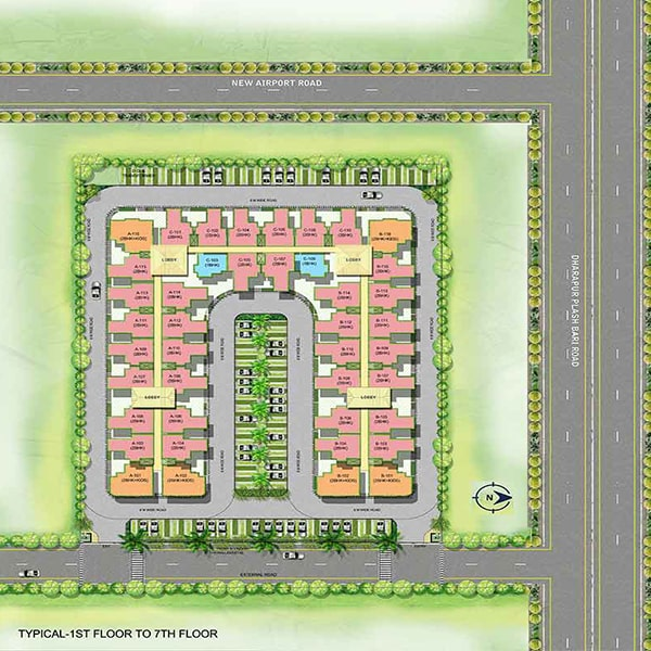 affordable housing in guwahati projects articture image